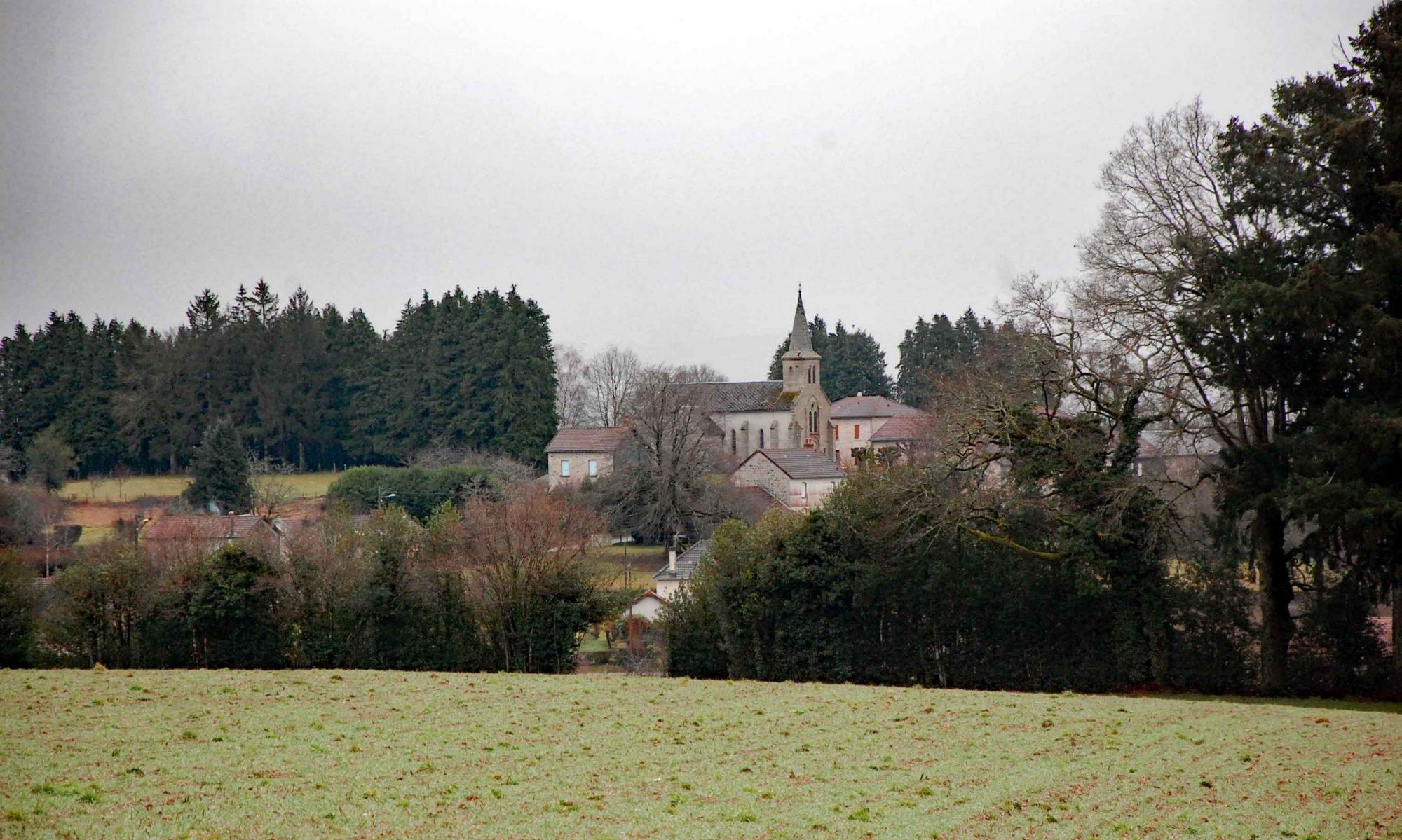Montboucher en Creuse